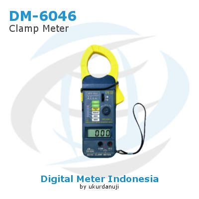 Clamp Meter Digital Lutron DM-6046
