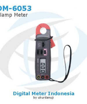 Clamp Meter Digital Lutron DM-6053