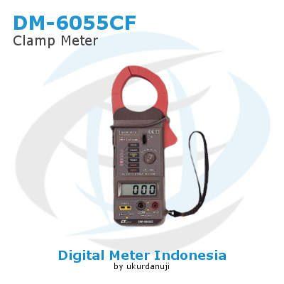 Alat Ukur Arus Listrik Lutron DM-6055CF