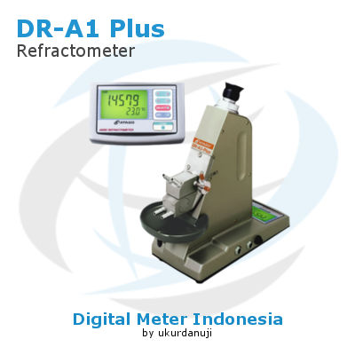 Alat Ukur Refractometer ATAGO DR-A1 Plus