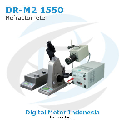 Alat Ukur Refractometer ATAGO DR-M2 1550