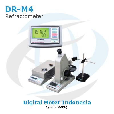 Alat Ukur Refractometer ATAGO DR-M4