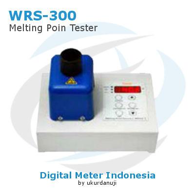 Alat Pengukur Titik Lebur AMTAST WRS-300